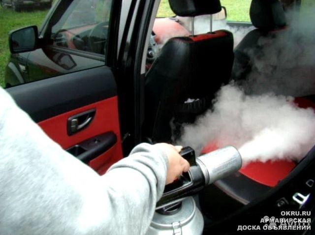 как избавиться от запаха пролитого молока в машине