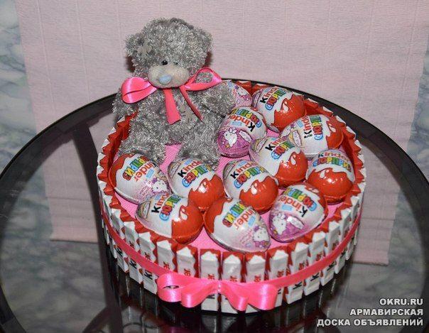 Фото детски торты