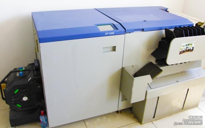 фото можно печатающее оборудование для фотолабораторий потому что