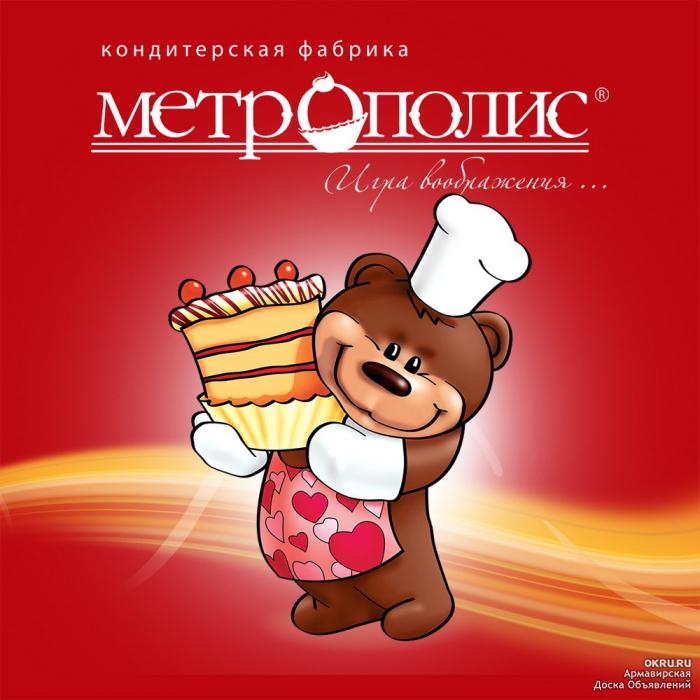 метрополис армавир фото тортов