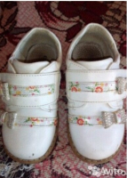 Продаю Детская обувь туфли 24
