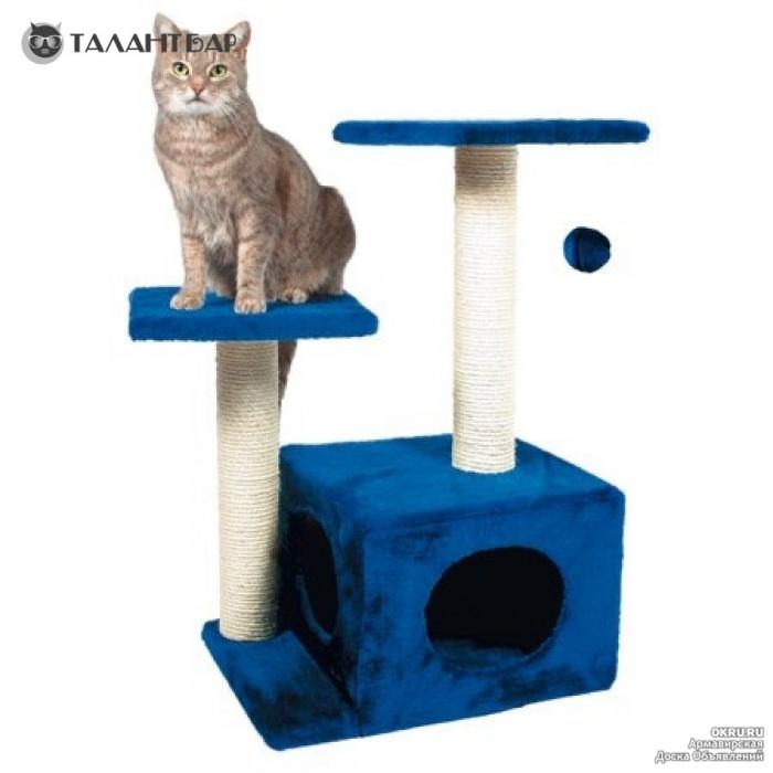 Строим дом для кошки
