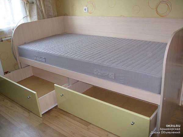 Подростковые кроватки своими руками
