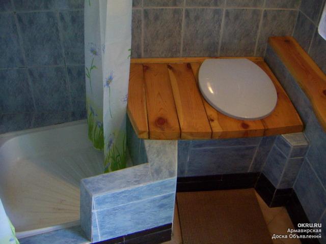 Как сделать ванную комнату в доме своими руками