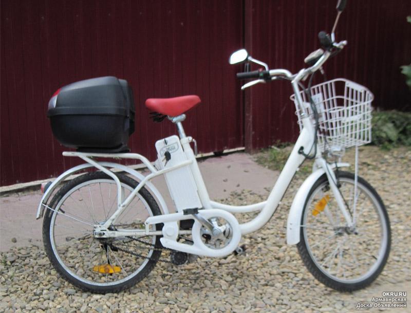 Велосипеды в Краснодарском крае - Транспорт