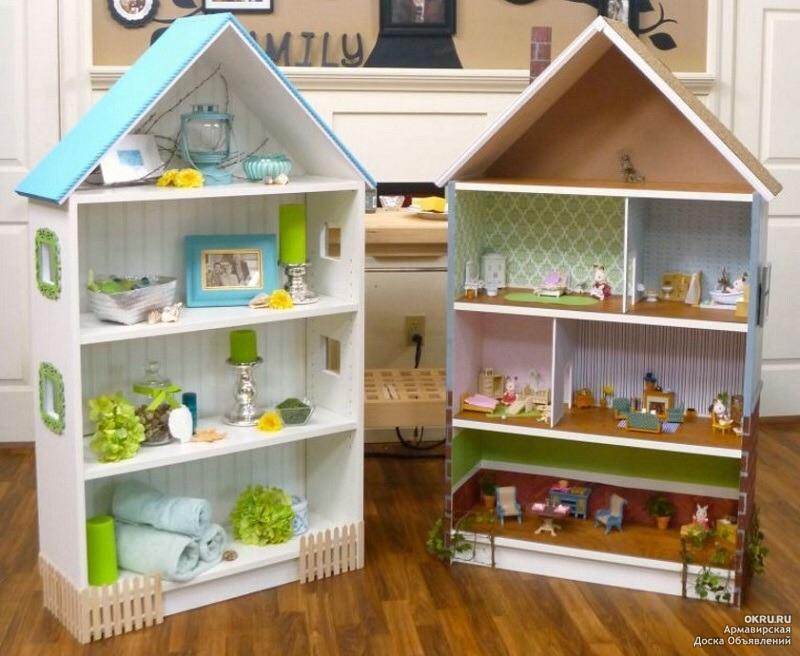 Идеи для кукольного домика своими руками