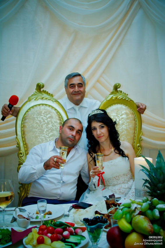 Свадебные поздравления армянские