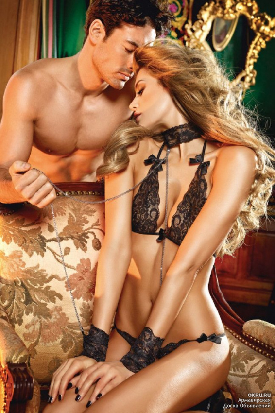 Lingerie firm HommeMystere launches women's underwear for men.