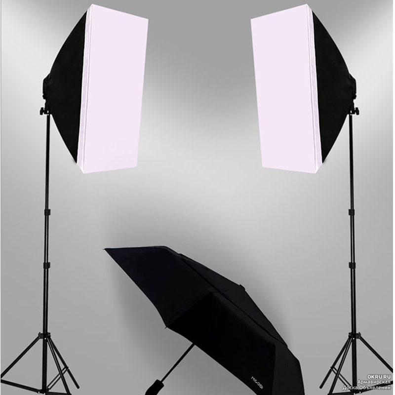 фотоосветители для профессиональной фотосъемки спутнике есть все